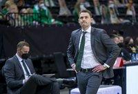 M.Schilleris po rungtynių buvo patenkintas pasirodymu (BNS nuotr.)