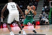 A.Rubitas sužaidė prasčiausią sezono mačą (Euroleague.net)
