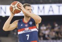 A.Valeika įsitvirtino Rumunijoje (FIBA Europe nuotr.)