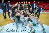 Sostinės komanda tapo turnyro laimėtoja (Foto: Augustas Didžgalvis)