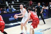 O.Olisevičius pergalės komandai neatnešė (FIBA Europe nuotr.)
