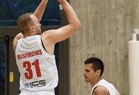 O.Olisevičius pelnė 16 taškų