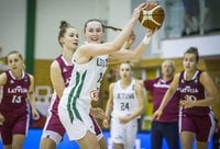 L.Sakevičiūtė pelnė 18 taškų (FIBA nuotr.)