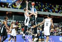 M.Sajus surinko dvigubą dublį (FIBA nuotr.)