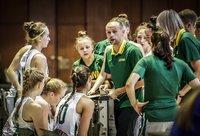 V.Pliauga treniruos jaunuosius žalgiriečius (FIBA nuotr.)
