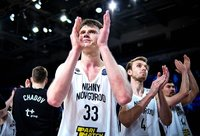 A.Voroncevičius netapo Žemutinio Naugardo klubo gelbėtoju (FIBA nuotr.)