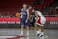 A.Juškevičius žaidė kukliai (FIBA nuotr.)