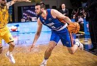 T.Dimša vėl buvo rezultatyvus (FIBA nuotr.)