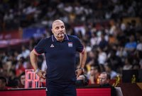 A.Džordževičius traukiasi (FIBA nuotr.)