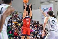 D.Dulkys sužaidė sezono rungtynes (FIBA Europe nuotr.)