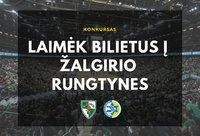 """Laimėkite bilietus į """"Žalgirio"""" – """"Maccabi"""" rungtynes"""