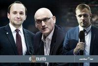 """M.Budzinauskas svečiavosi podcaste """"Iš eilutės"""""""
