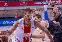A.Valeika iš Rumunijos grįžta pergalingai (FIBA Europe nuotr.)