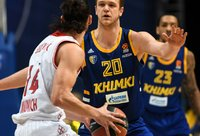 A.Zubkovas buvo gana epizodinis žaidėjas (Scanpix nuotr.)