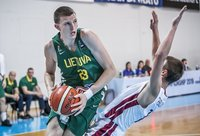 P.Murauskas yra vienas komandos lyderių (FIBA Europe nuotr.)