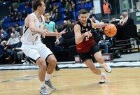 Š.Vasiliauskas prametė visus 4 tolimus metimus (FIBA Europe nuotr.)