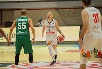 D.Bičkauskis pataikė 4 tritaškius (FIBA nuotr.)