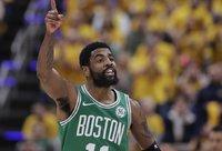K.Irvingas paliks Bostoną (Scanpix nuotr.)