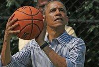 B.Obama jaunystėje aktyviai propagavo krepšinį