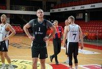 """K.Guščikas surengė gerą individualų pasirodymą (""""Optibet Summer League"""" nuotr.)"""