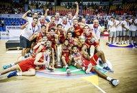 Ispanai triumfavo vos po trejų metų pertraukos (FIBA Europe nuotr.)