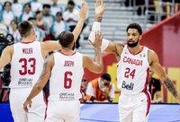 Kanados rinktinė lapkritį nesusirinks (FIBA nuotr.)