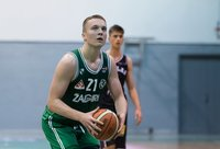 E.Venskus sužaidė puikias rungtynes (Foto: Dainius Lukšta)