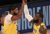 """""""Lakers"""" vieninteliai dar nežino savo varžovų (Scanpix nuotr.)"""
