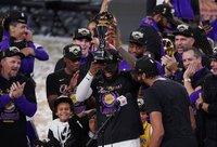 """""""Lakers"""" tapo čempione (Scanpix nuotr.)"""