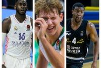 Talentingiausi pasaulio jaunuoliai laukia NBA naujokų biržos (Scanpix nuotr.)