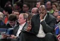 P.Ewingas nenorėjo sugrįžti į Niujorką (Scanpix nuotr.)