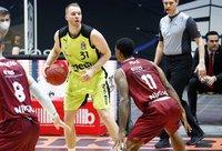O.Olisevičius įmetė 17 taškų (Scanpix nuotr.)