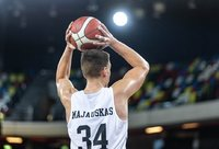 A.Majauskas vėl žaidė solidžiai (FIBA nuotr.)
