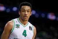 E.Brownas sieks vietos NBA (BNS nuotr.)
