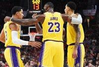 """Lakers"" nukėlė rungtynes (Scanpix nuotr.)"