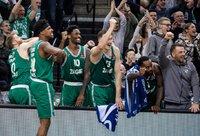 Žalgiriečiai sutriuškino ALBA ekipą (BNS nuotr.)