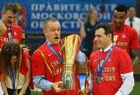 A.Vatutinas triumfavo praėjusiame Eurolygos sezone (Scanpix nuotr.)