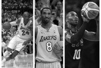 K.Bryantas pakeitė krepšinį (Scanpix nuotr.)