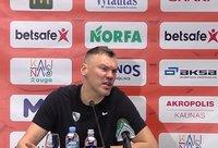 Š.Jasikevičius po rungtynių žaidėjams surengė treniruotę (Youtube.com nuotr.)