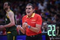 S.Scariolo turėtų likti prie nacionalinės komandos vairo iki pat 2024 metų (FIBA nuotr.)