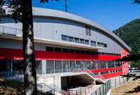 Lietuviai šioje arenoje žais Europos čempionato grupės etapo rungtynes (Fotodiena.lt)
