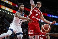 D.Mitchellas surinko dvigubą dublį (FIBA nuotr.)