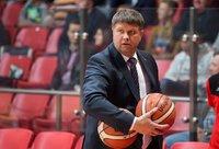 "R.Kuncaitis paliko ""Chimki"" (BNS nuotr.)"