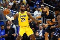 """L.Jamesas tapo """"Shaqtin' A Fool"""" savaitės MVP (Scanpix nuotr.)"""