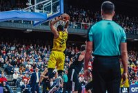 T.Thompsonas papildė Pasvalio klubą (FIBA nuotr.)