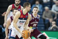 D.Dulkio tritaškiai pergalės negarantavo (FIBA Europe nuotr.)