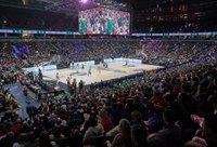 Vilniečiai svarbiausius mačus žais didžiausioje sostinės arenoje (BNS nuotr.)