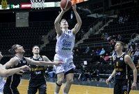 A.Beručka sužaidė sezono rungtynes (BNS nuotr.)