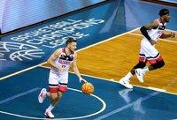 Š.Vasiliauskas pasirodė solidžiai (FIBA nuotr.)