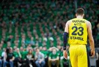 M.Guduričius tapo labai svarbiu žaidėju šioje serijoje (BNS nuotr.)
